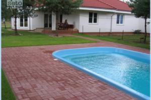baseny ogrodowe poliestrowe Victoria